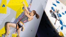 Austria Climbing Series Lead