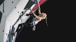 Janja Garnbret hat auch bei den Olympischen Spielen in Tokio gute Chancen auf Gold