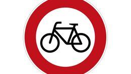 MB Fahrrad-Bußgeldkatalog Verbot Radfahrer