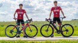 RB1019 E-Rennrad vs. Bio-Bike