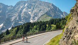 Rennradtouren Berchtesgardener Land
