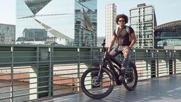 SUV-Bike HNF Nicolai XF3 Adventure