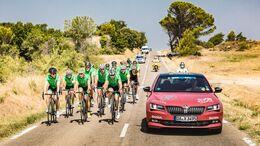Skoda Aktiv Training Tour de France